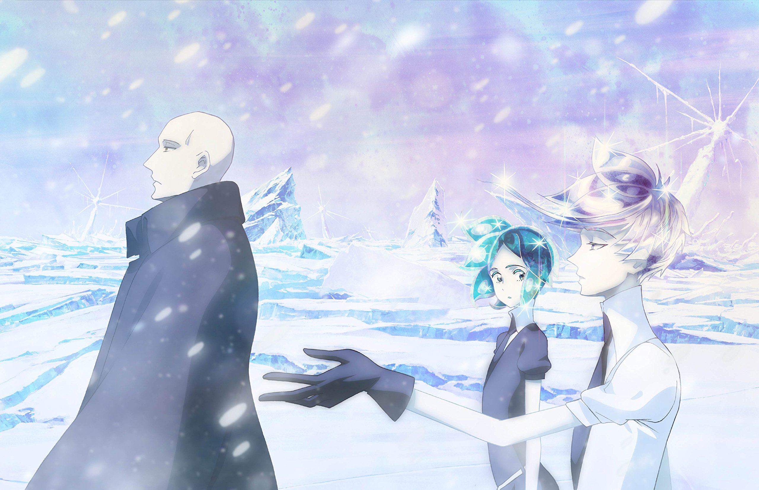 Houseki No Kuni Hd Wallpaper Background Image 2560x1654 Id