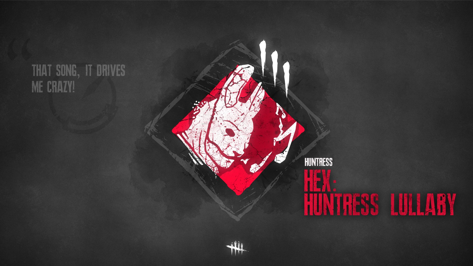 3 Hex Huntress Lullaby Dead By Daylight Hd Wallpapers
