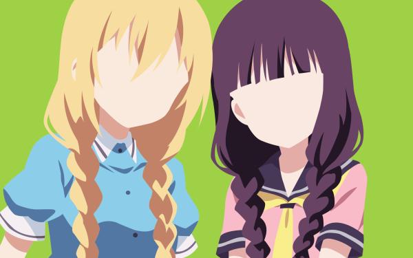 Anime Blend S Maika Sakuranomiya Kaho Hinata HD Wallpaper | Background Image