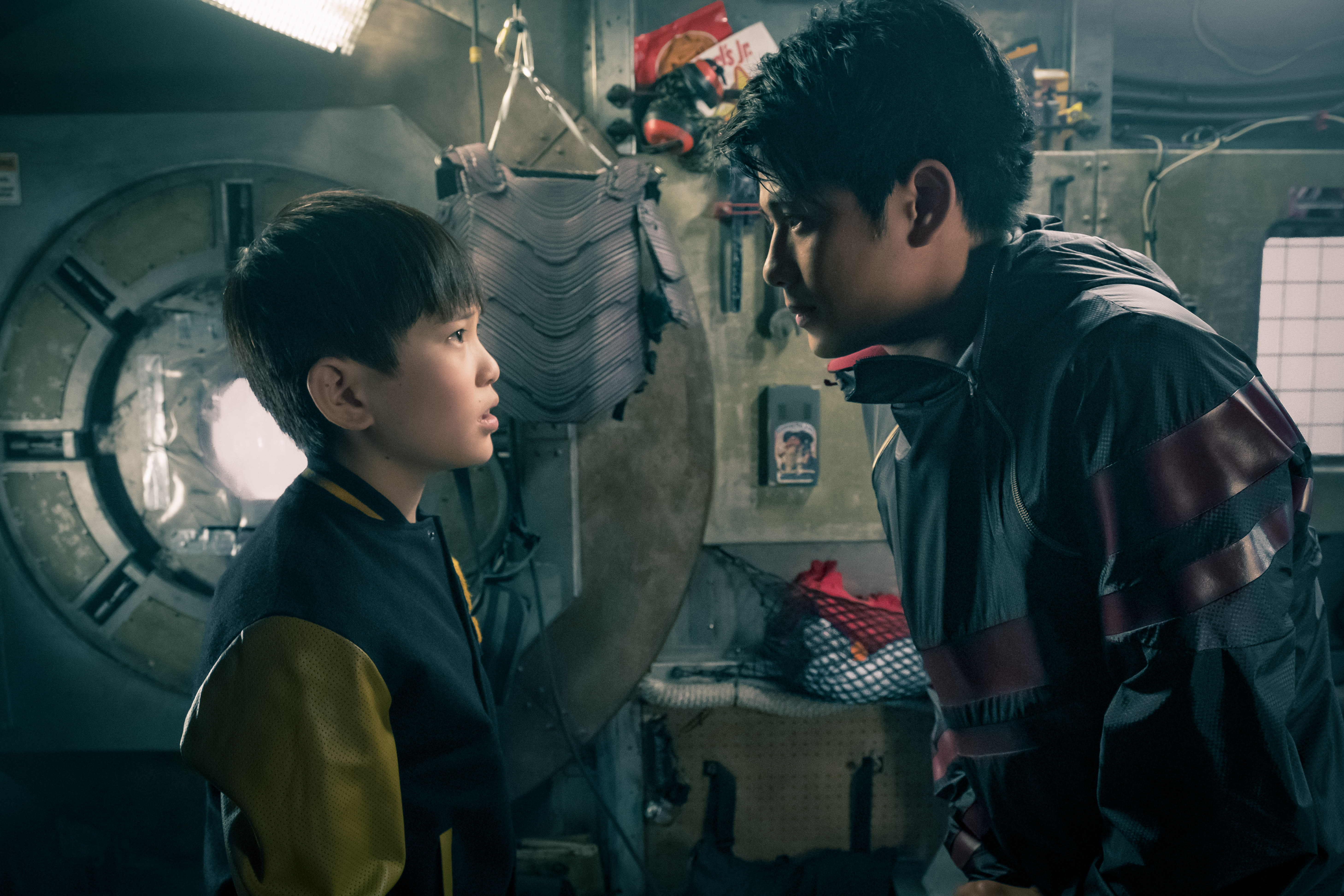 Ready player one 5k retina ultra hd wallpaper and background image movie ready player one win morisaki philip zhao wallpaper voltagebd Image collections