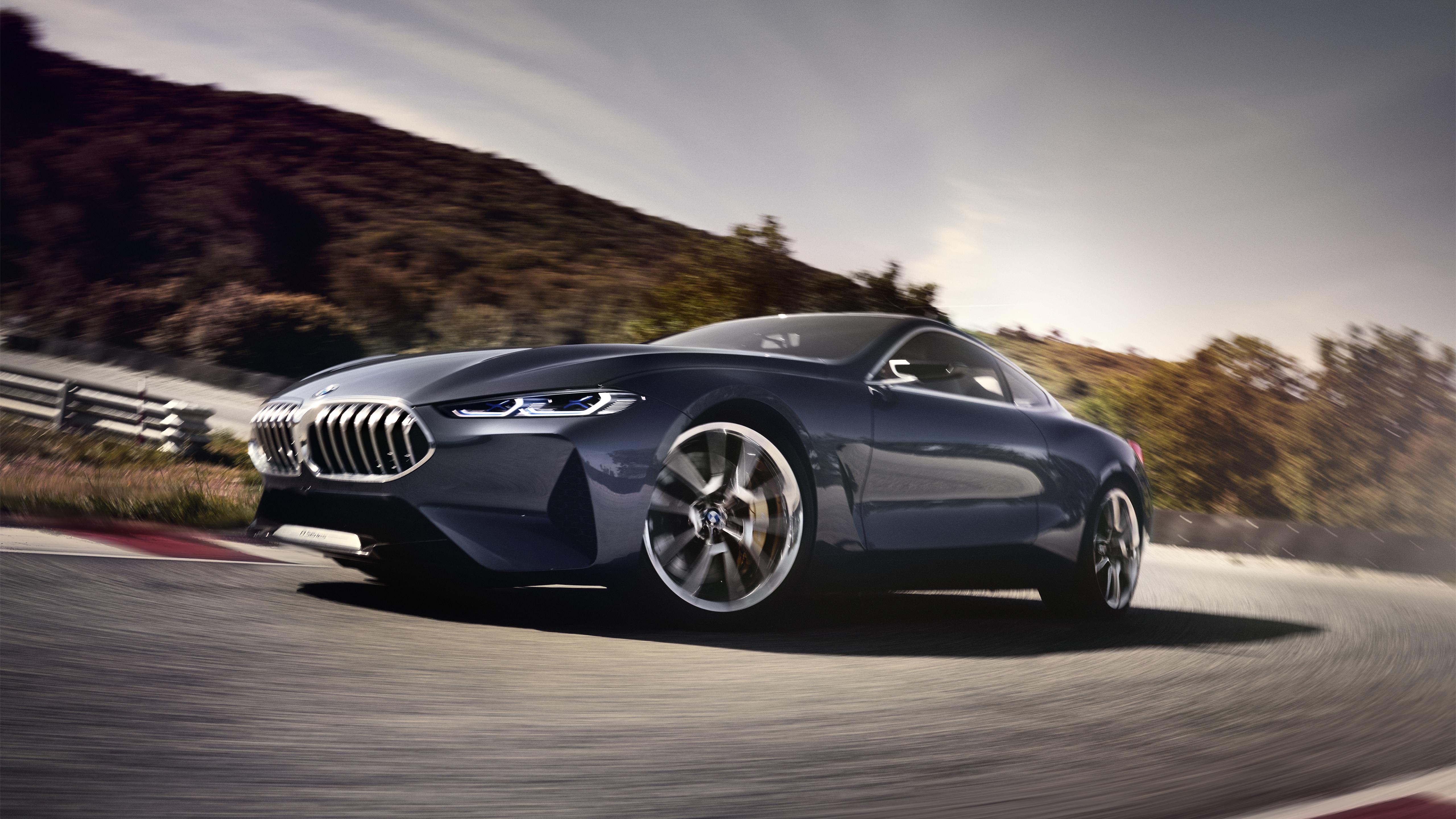 BMW Concept 8 Series 5k Retina Ultra HD Wallpaper ...