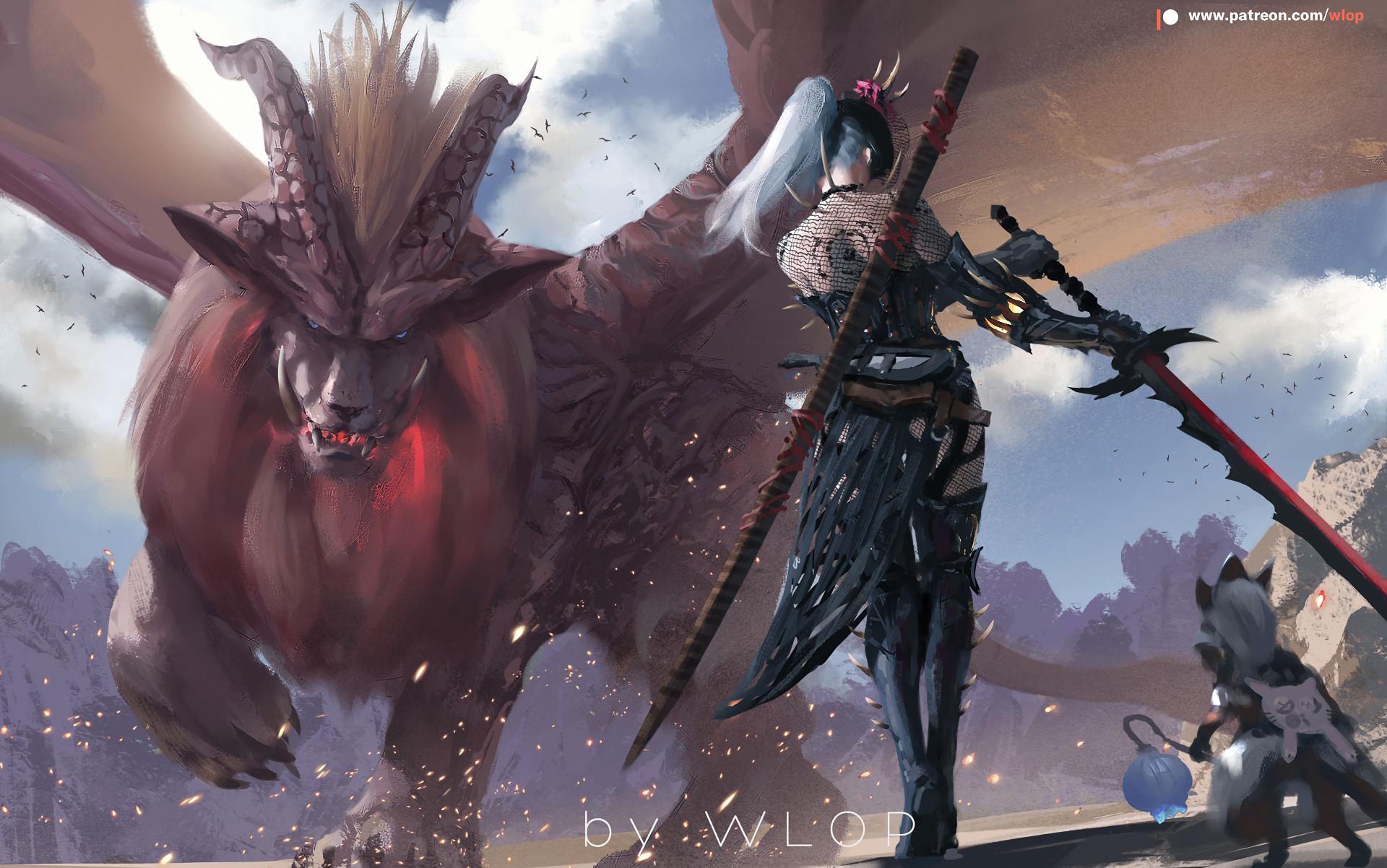 Video Game - Monster Hunter: World  Teostra (Monster Hunter) Monster Hunter Wallpaper
