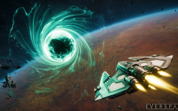 Video Game Everspace HD Wallpaper | Background Image