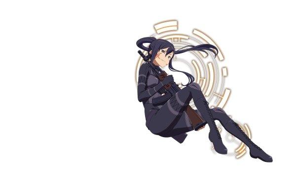 Anime Sword Art Online Alternative: Gun Gale Online Sword Art Online Pitohui Elsa Kanzaki HD Wallpaper   Background Image