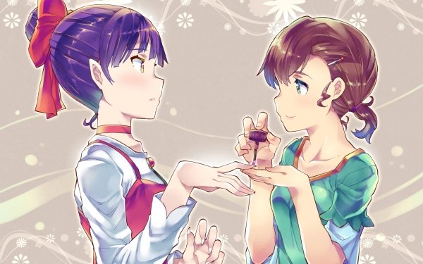Anime GeGeGe no Kitaro Mana Inuyama Neko Musume Fondo de pantalla HD | Fondo de Escritorio