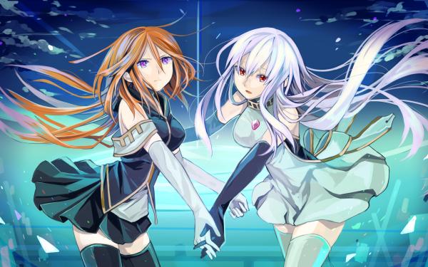 Anime Utau Namine Ritsu Sukone Tei HD Wallpaper   Background Image