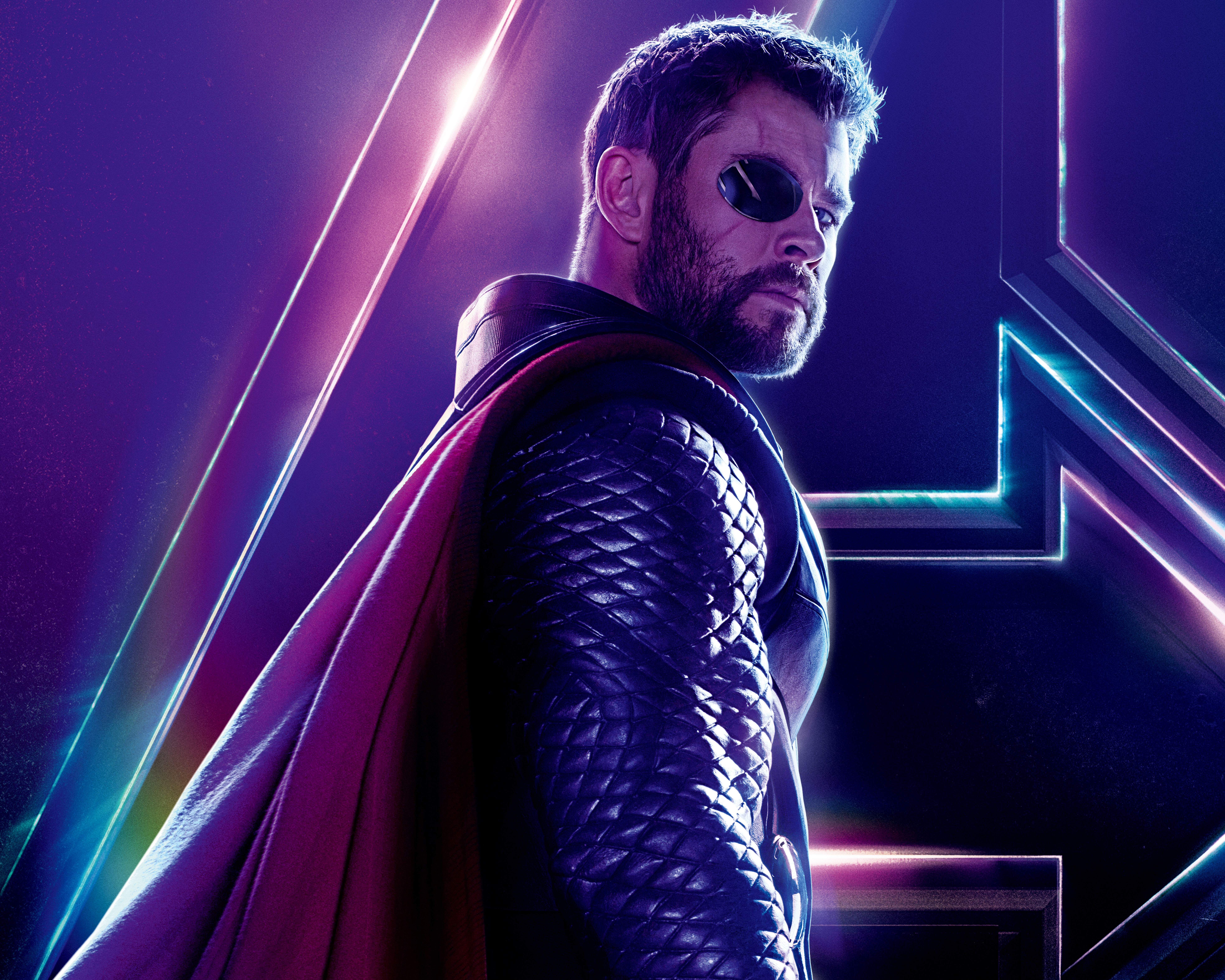 Thor (Avengers Infinity War) 8k Ultra