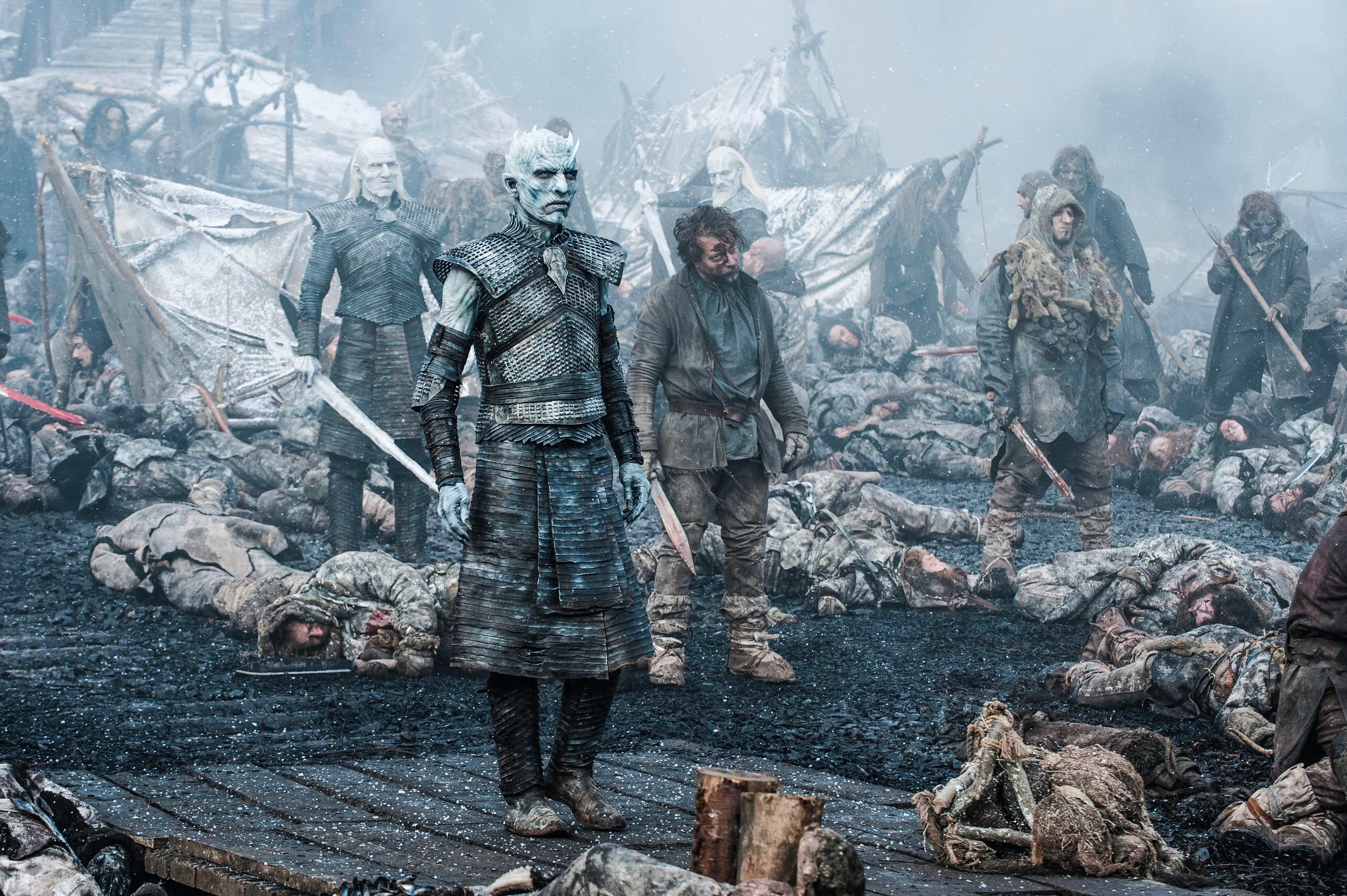 Game Of Thrones 4k Ultra Hd Wallpaper Background Image 4500x2994