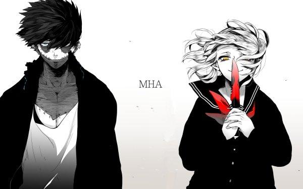 Anime My Hero Academia Dabi Himiko Toga HD Wallpaper | Background Image