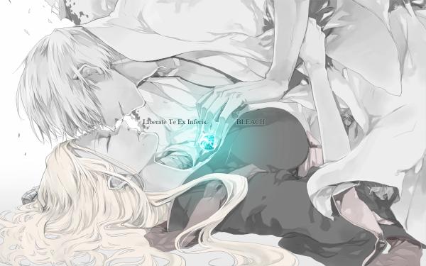 Anime Bleach Gin Ichimaru Rangiku Matsumoto HD Wallpaper   Background Image