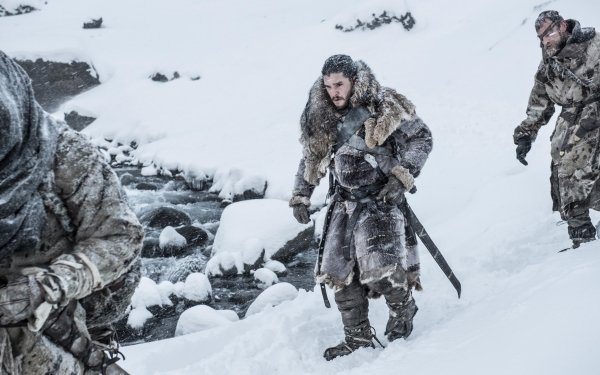 TV Show Game Of Thrones Jon Snow Beric Dondarrion Kit Harington Richard Dormer HD Wallpaper | Background Image