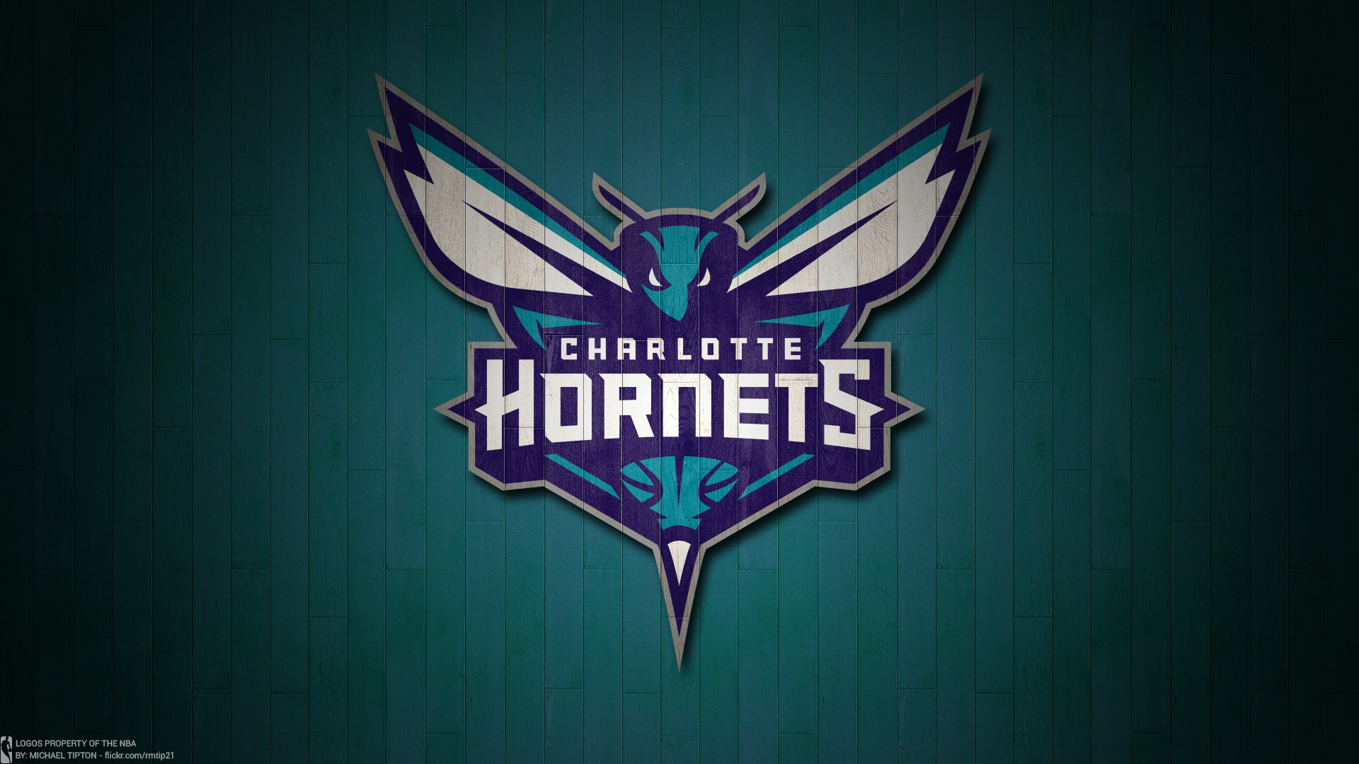 Charlotte Hornets Basketball Team HD Wallpaper