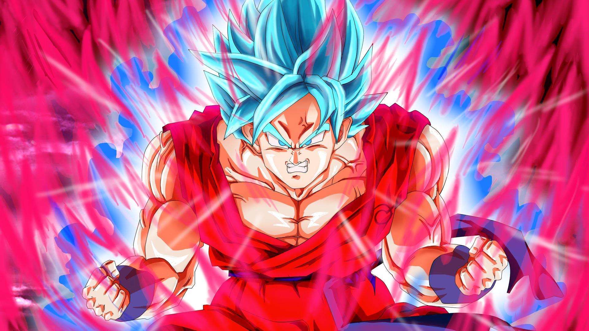Dragon Ball Super Goku Hd Wallpaper Background Image 1920x1080