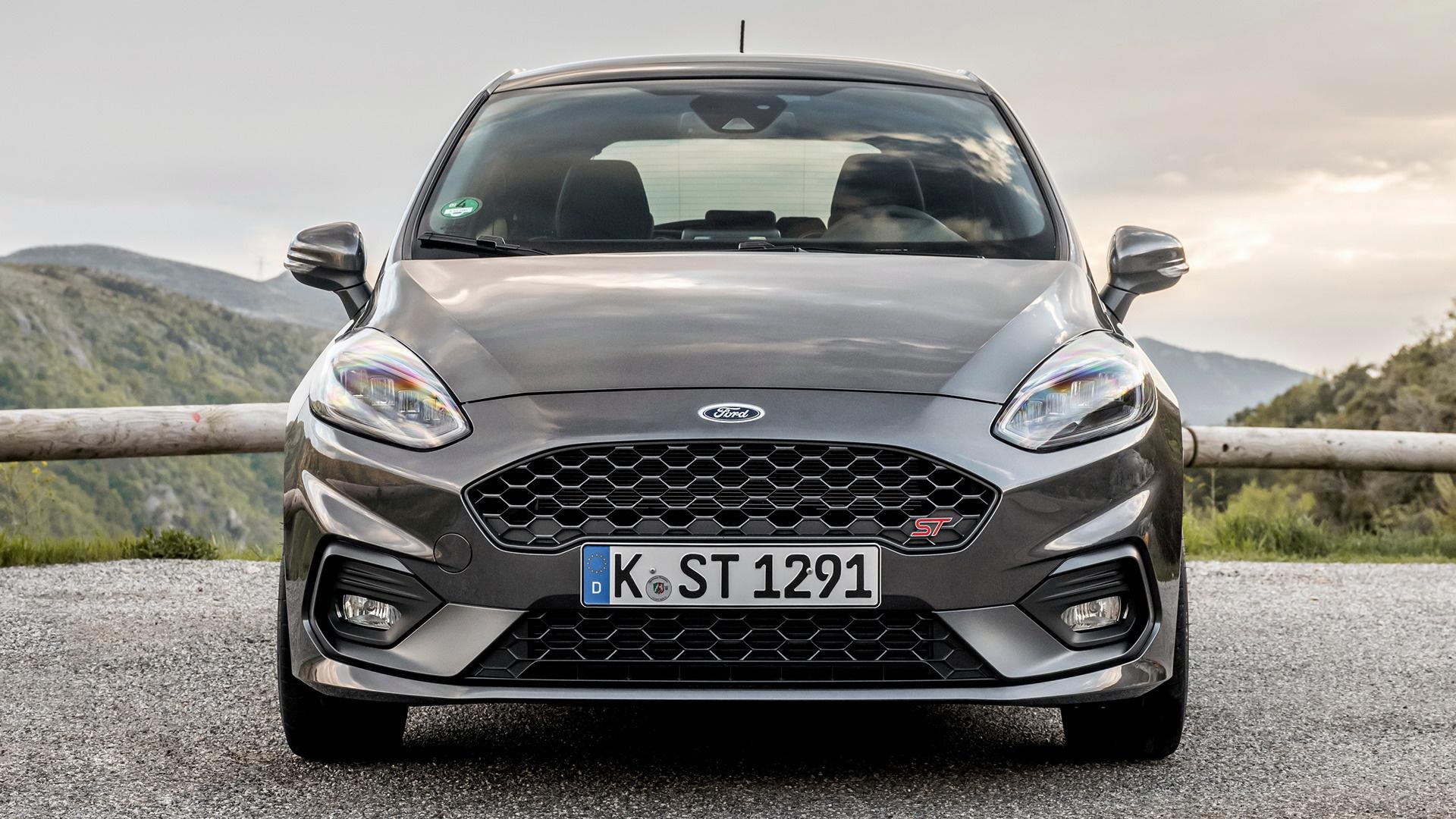 2018 Ford Fiesta St 5 Door Fond Décran Hd Arrière Plan