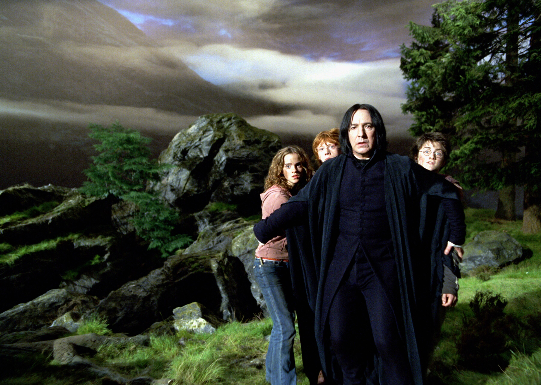 Harry Potter And The Prisoner Of Azkaban Fondo De Pantalla