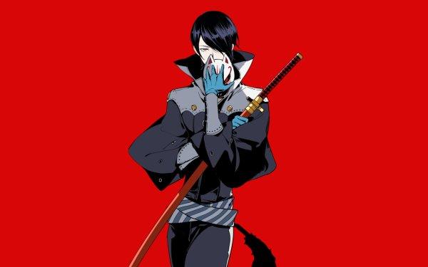 Video Game Persona 5 Persona Yusuke Kitagawa HD Wallpaper   Background Image