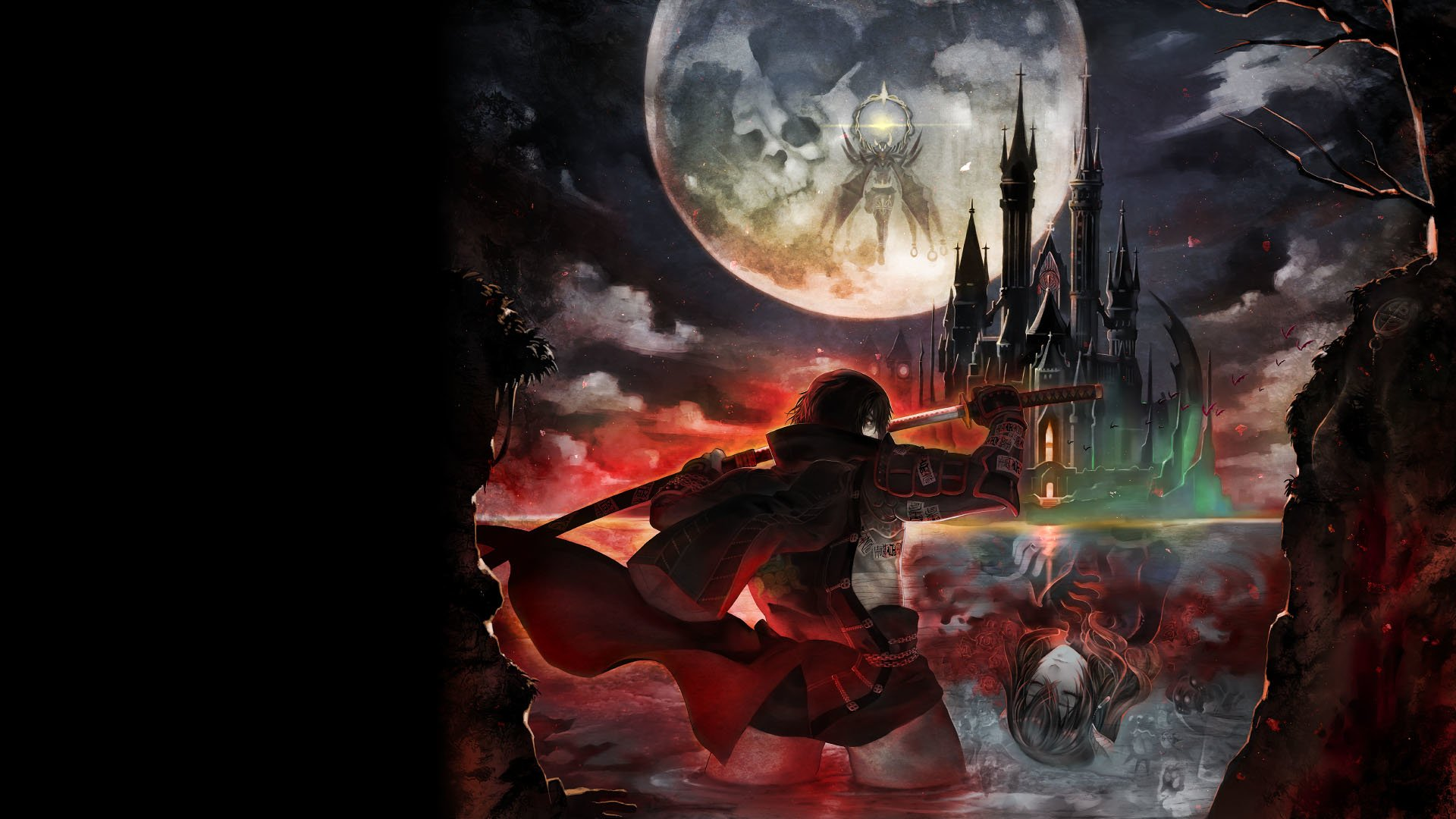 2 Bloodstained Curse Of The Moon Hd Wallpapers Background
