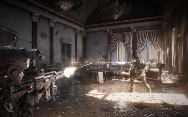 Video Game World War 3 HD Wallpaper | Background Image