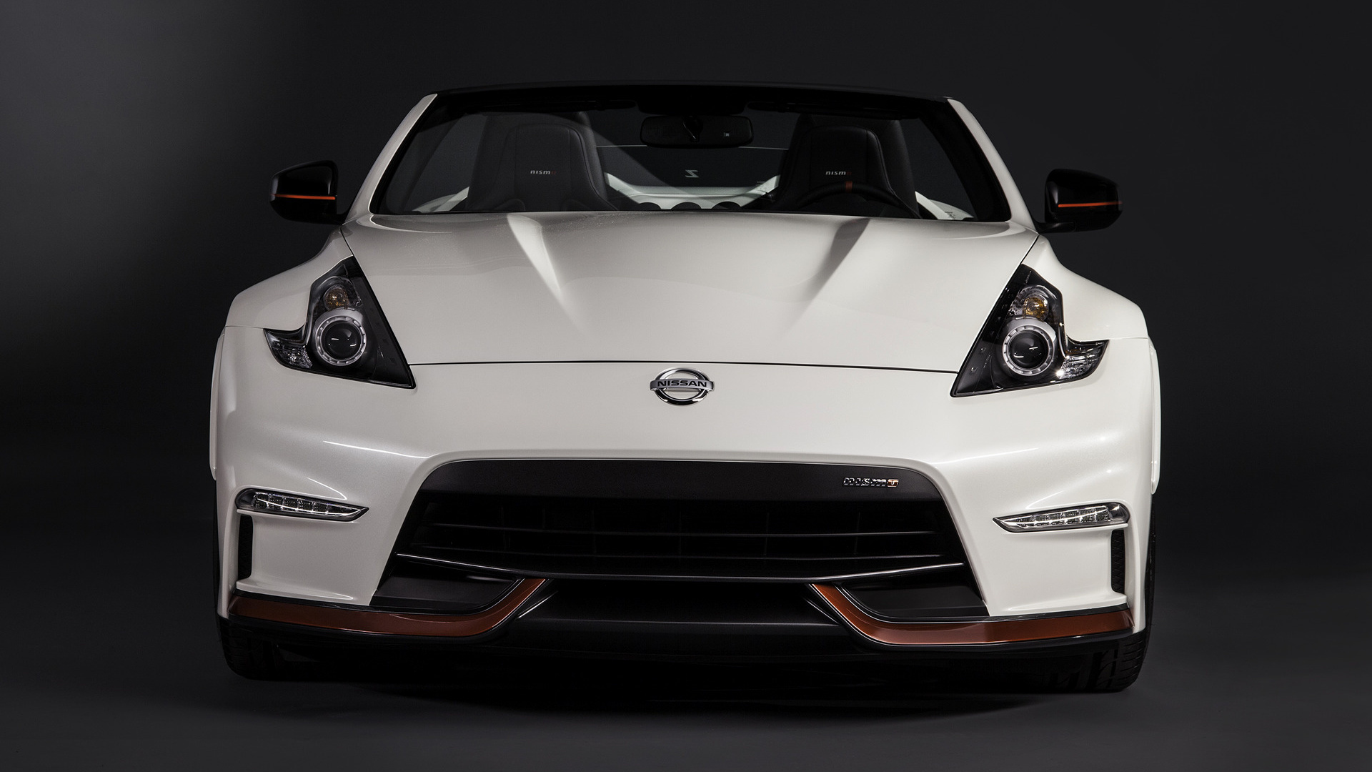 Vehicles   Nissan 370Z Nismo Car White Car Concept Car Roadster Sport Car  Wallpaper