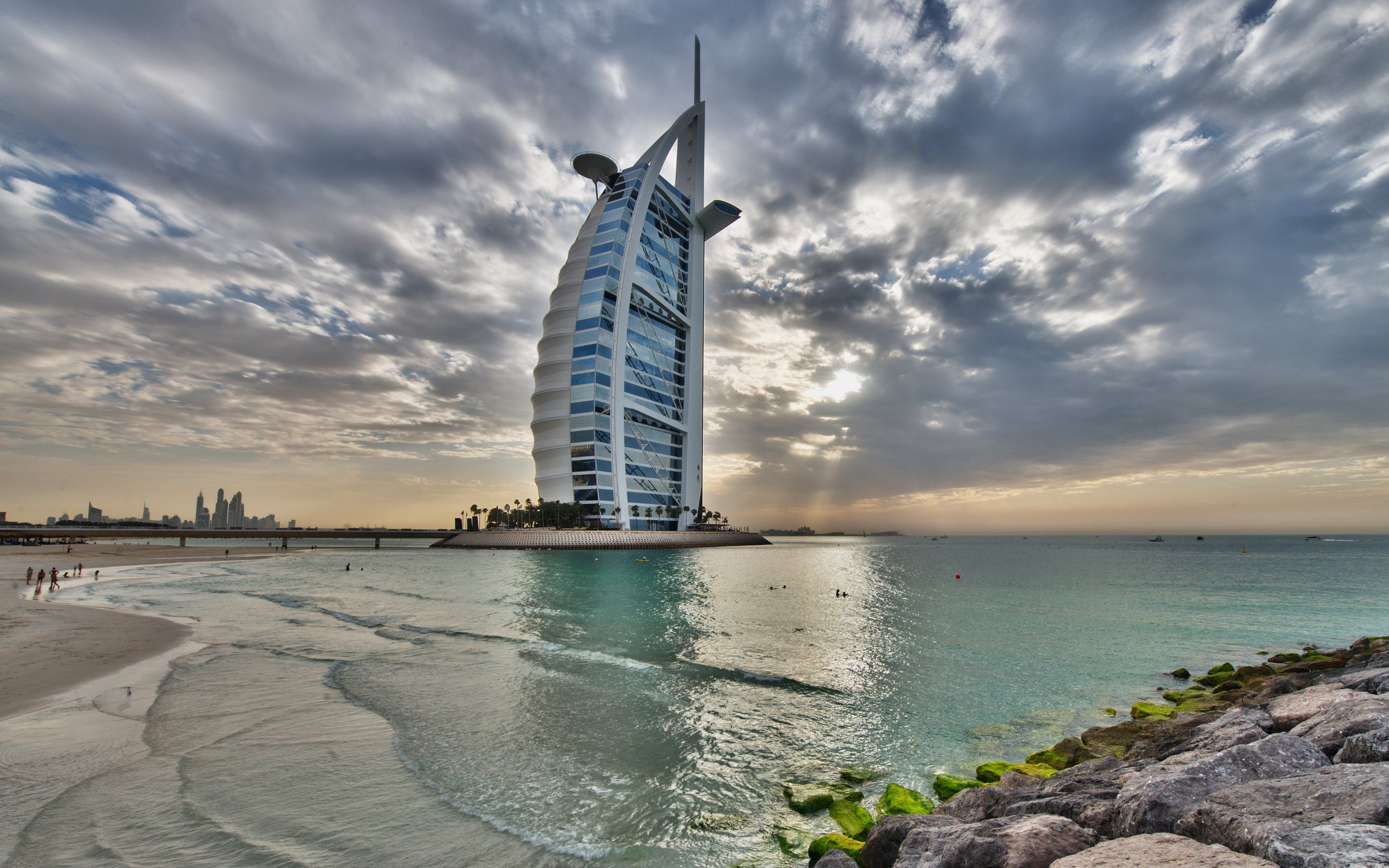 Burj al arab dubai united arab emirates fondo de pantalla - Burj al arab wallpaper iphone ...