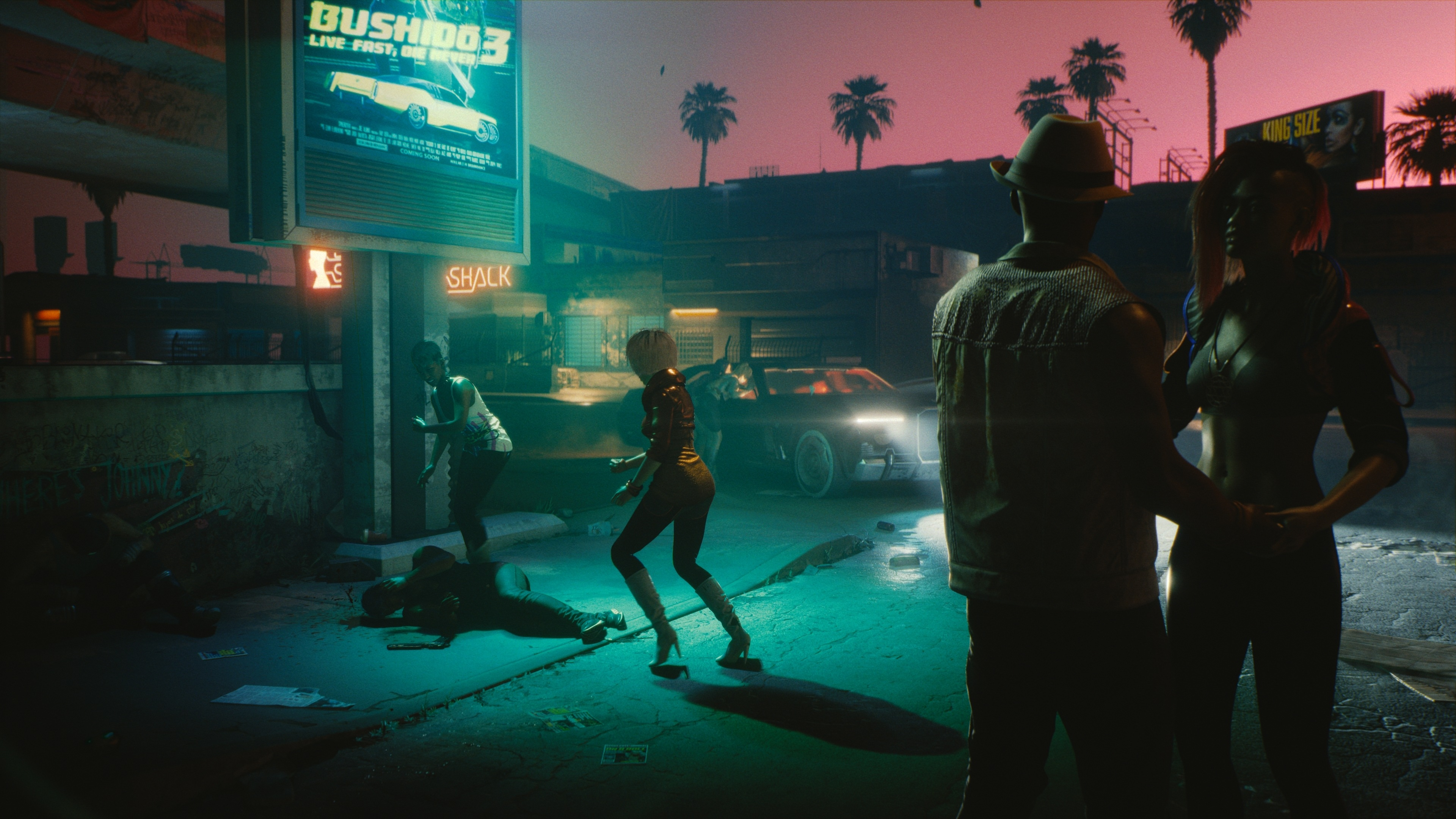 Cyberpunk 2077 4k Ultra Hd Wallpaper Background Image 3840x2160 Id 927374 Wallpaper Abyss