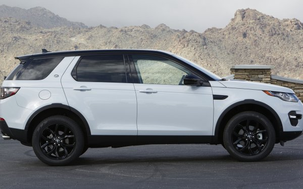 Vehicles Land Rover Discovery Sport Land Rover Land Rover Discovery Sport HSE Luxury Black Design Pack Luxury Car Subcompact Car Crossover Car SUV White Car Car HD Wallpaper | Background Image