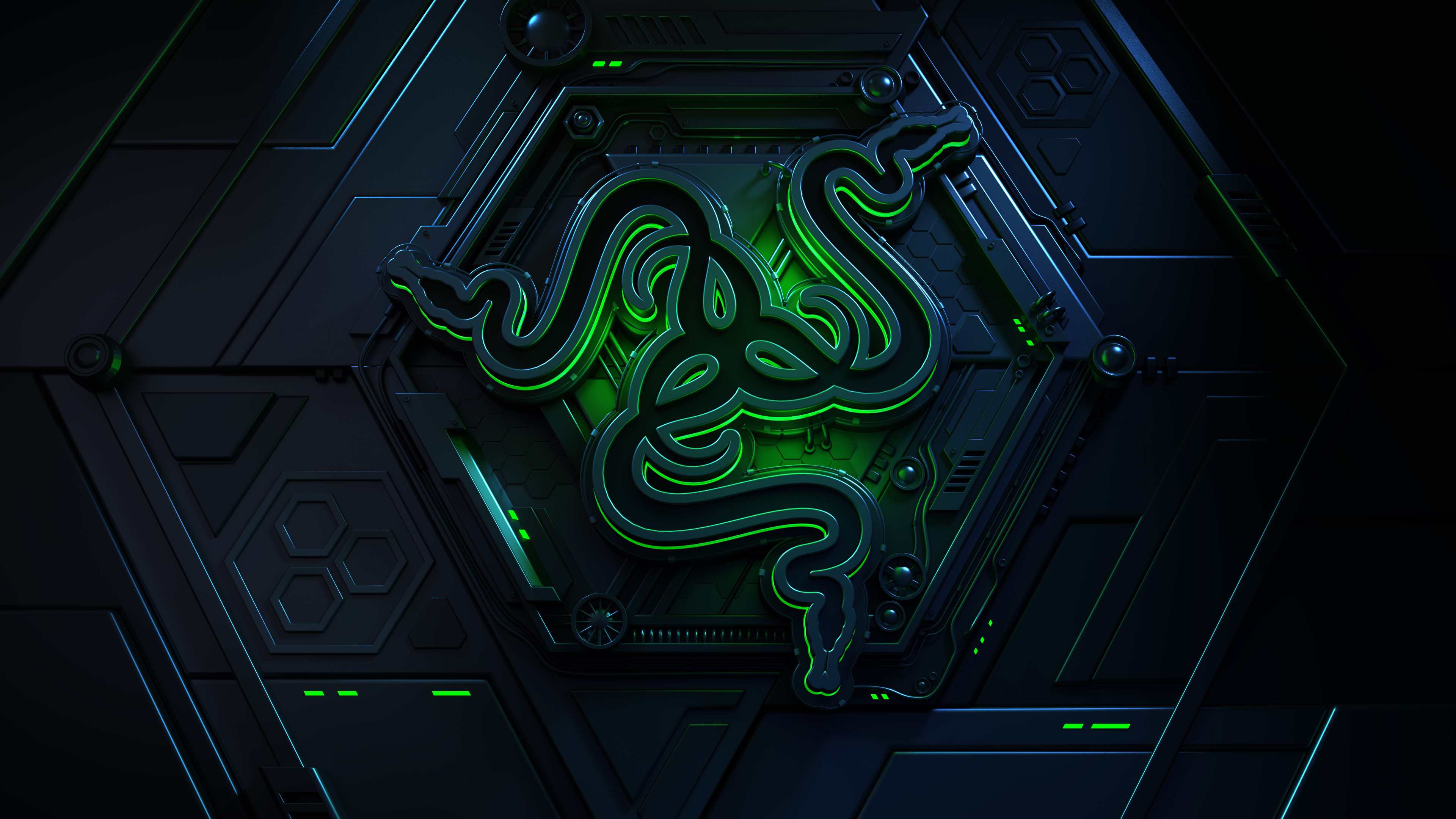 Razer 4k Ultra HD Wallpaper