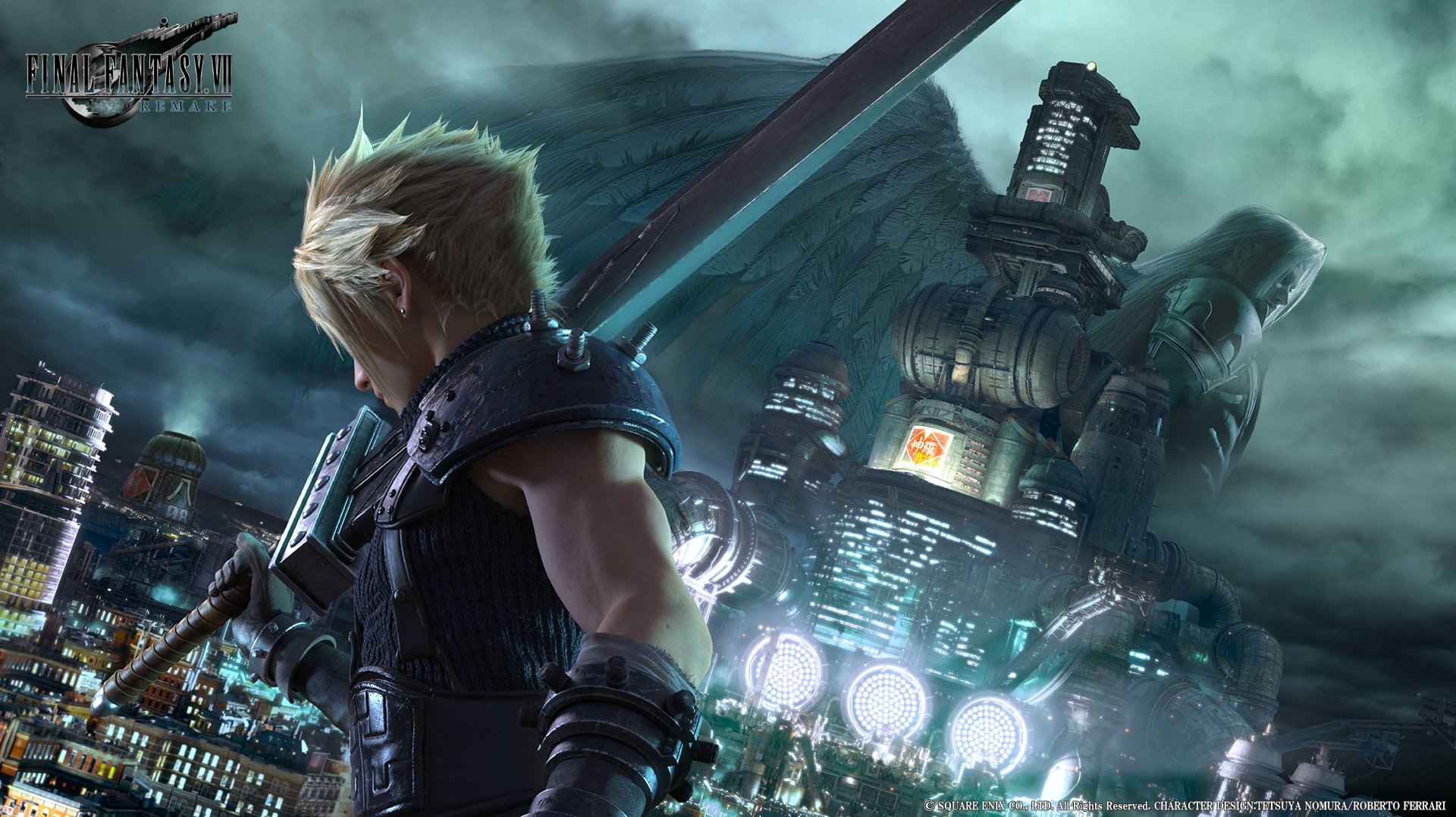 58 Final Fantasy Vii Remake Hd Wallpapers Background Images