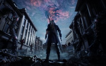 190 Devil May Cry 5 Hd Wallpapers Background Images