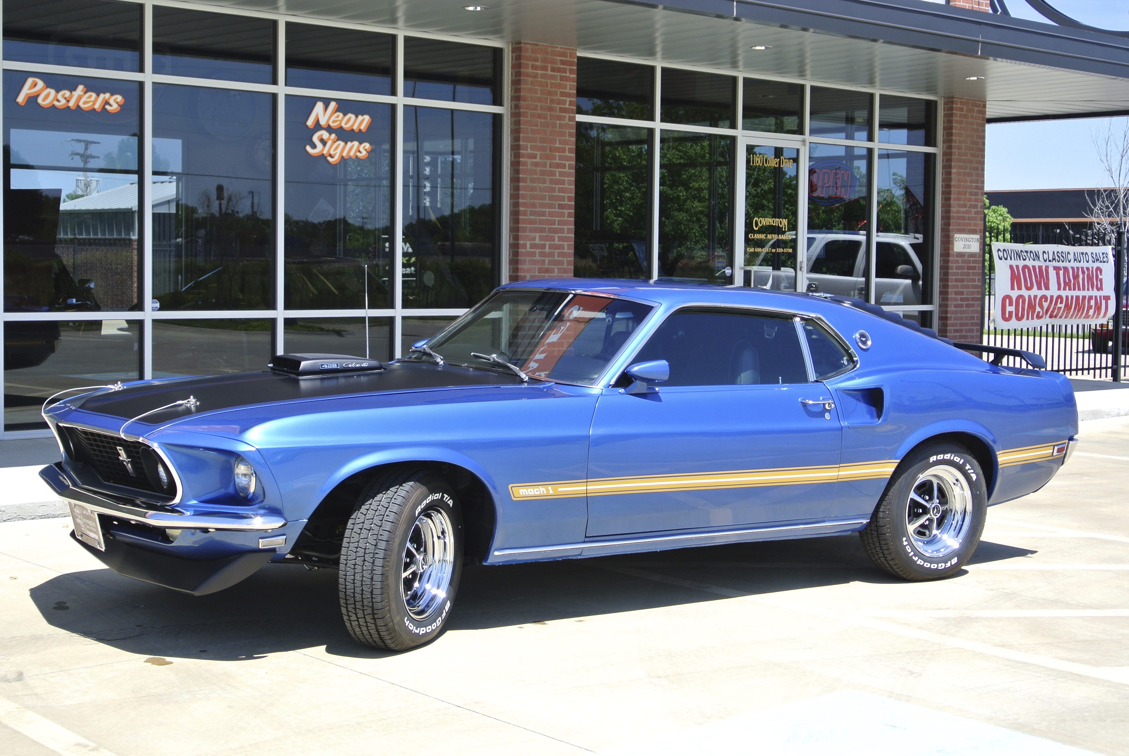 Ford mustang mach 1 · muscle car · wallpapers id932436