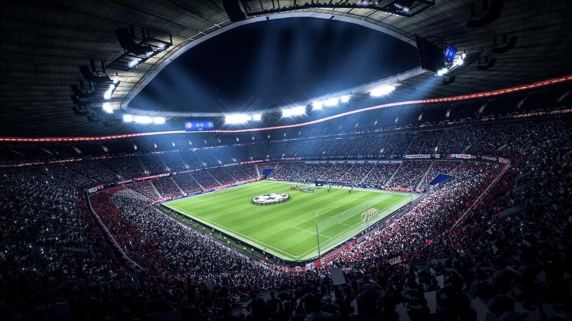 FIFA 19 Fond d'écran HD   Arrière-Plan