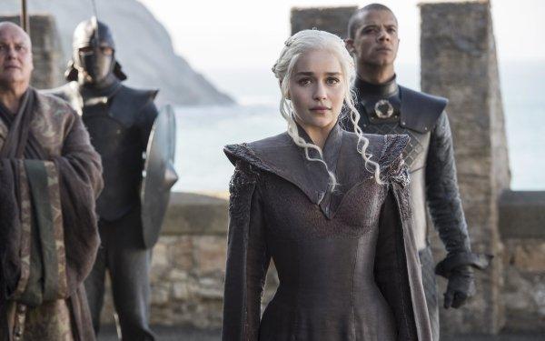 TV Show Game Of Thrones Daenerys Targaryen Grey Worm Lord Varys HD Wallpaper | Background Image
