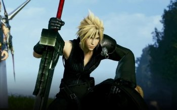 86 Cloud Strife Hd Wallpapers Background Images