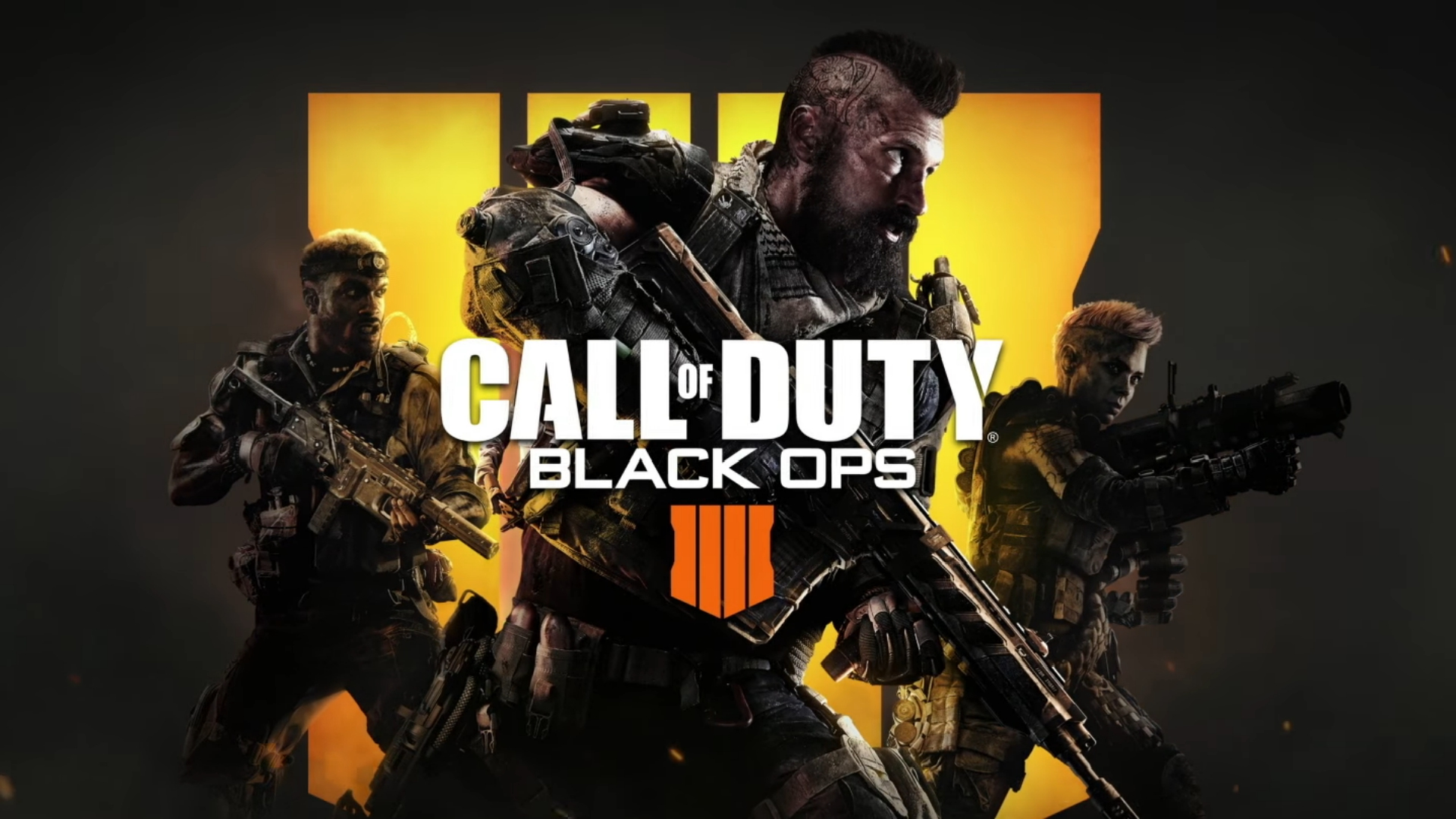 Call Of Duty: Black Ops 4 HD Wallpaper