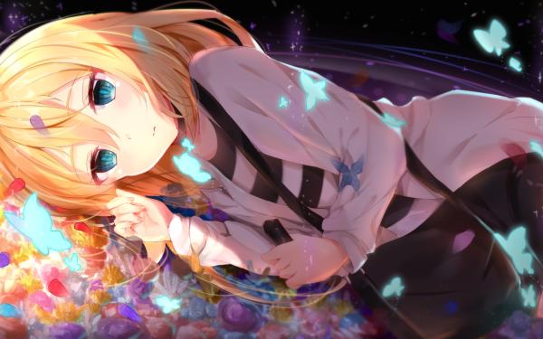 Anime Angels Of Death Rachel Gardner Satsuriku no Tenshi HD Wallpaper | Background Image
