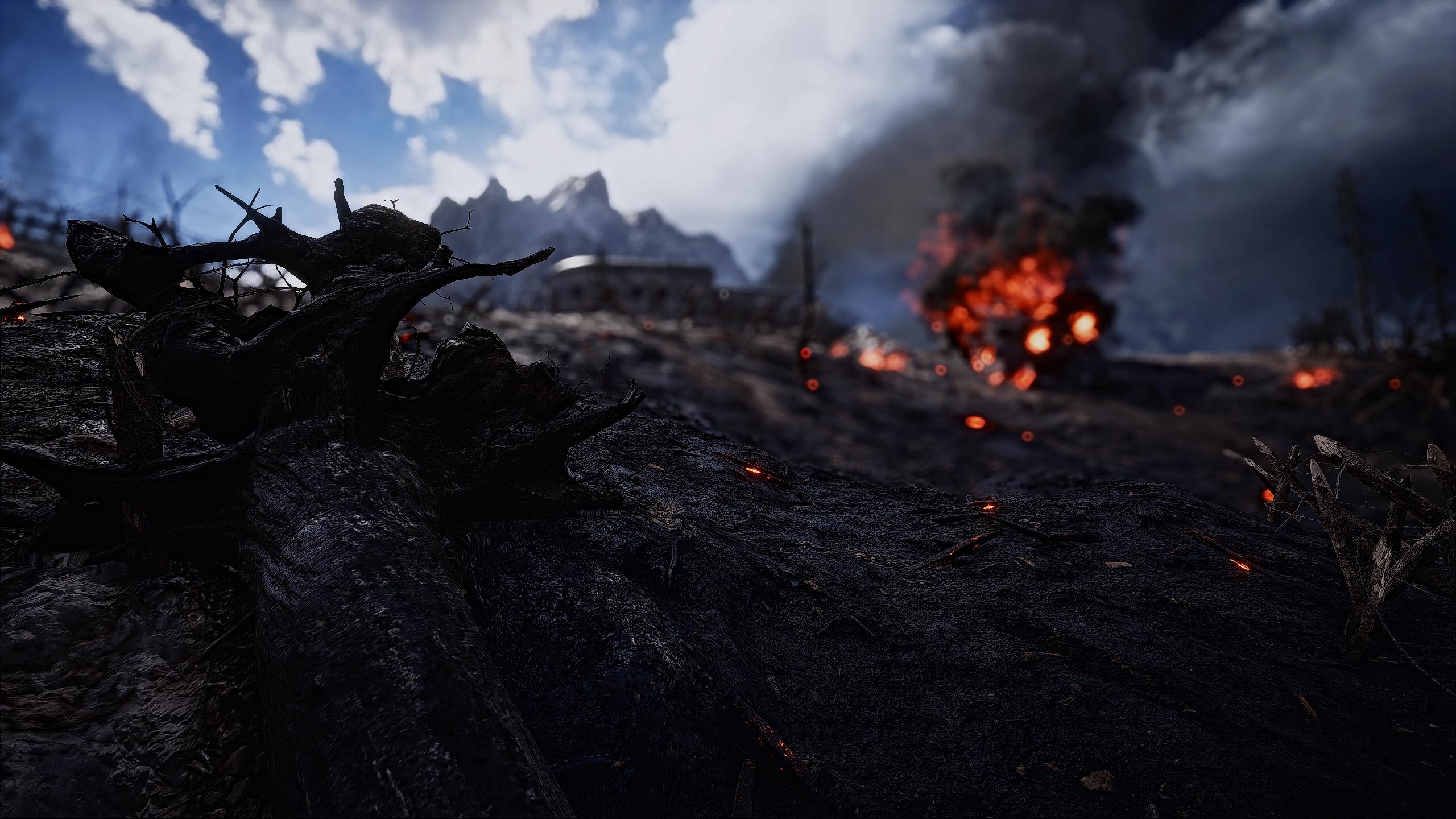 Battlefield 1 Hd Wallpaper Hintergrund 2560x1440 Id