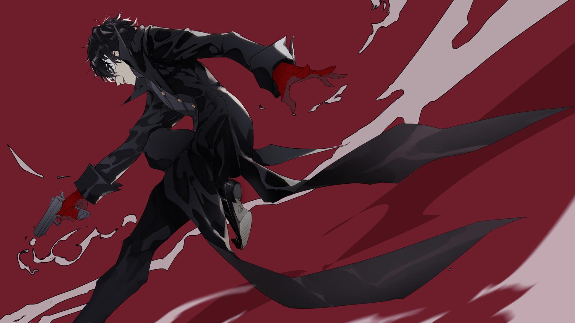 Persona 5 - Joker HD Wallpaper   Background Image ...