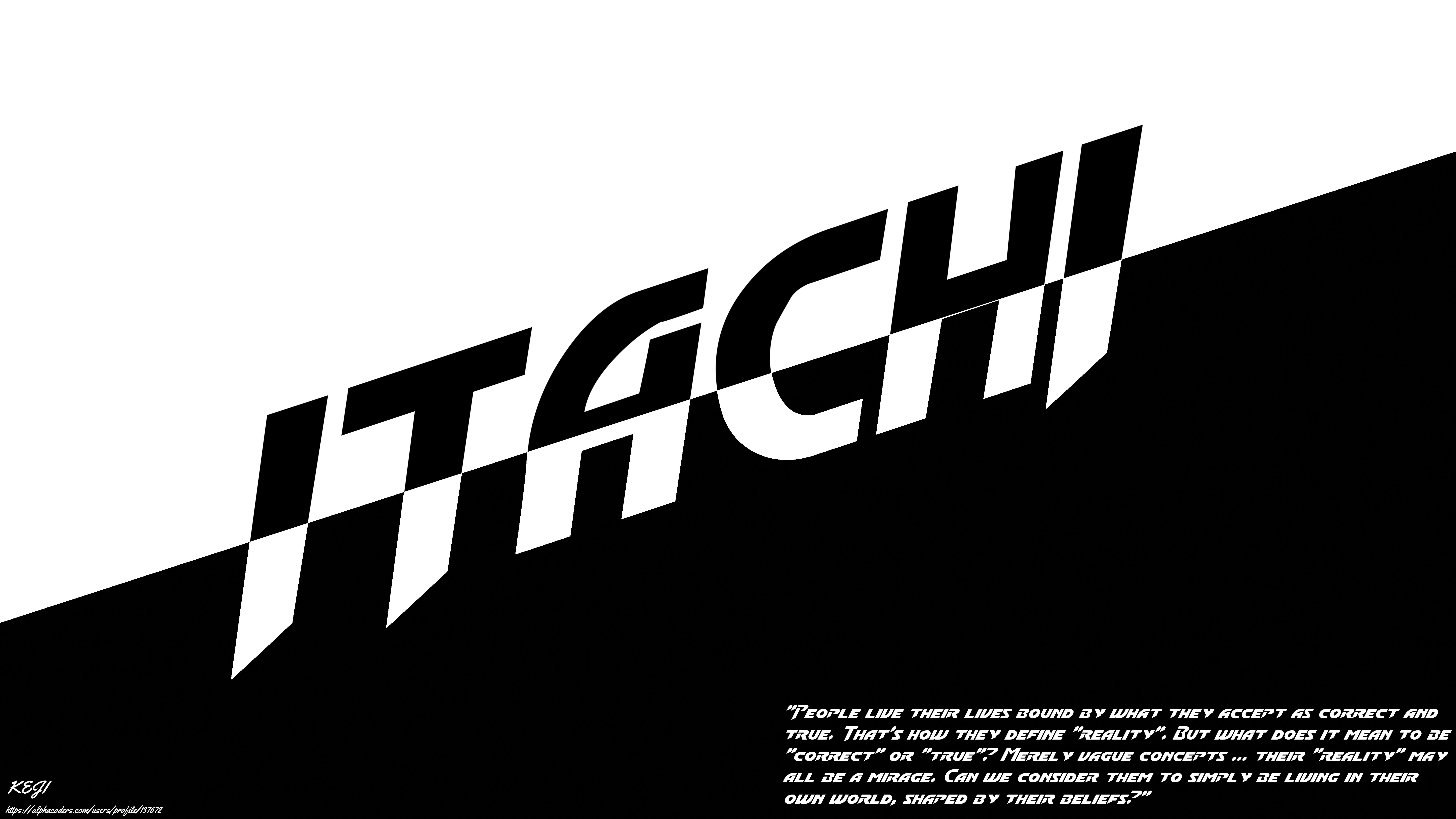 Itachi Uchiha 8k Ultra Hd Wallpaper Background Image 7680x4320 Id 942293 Wallpaper Abyss