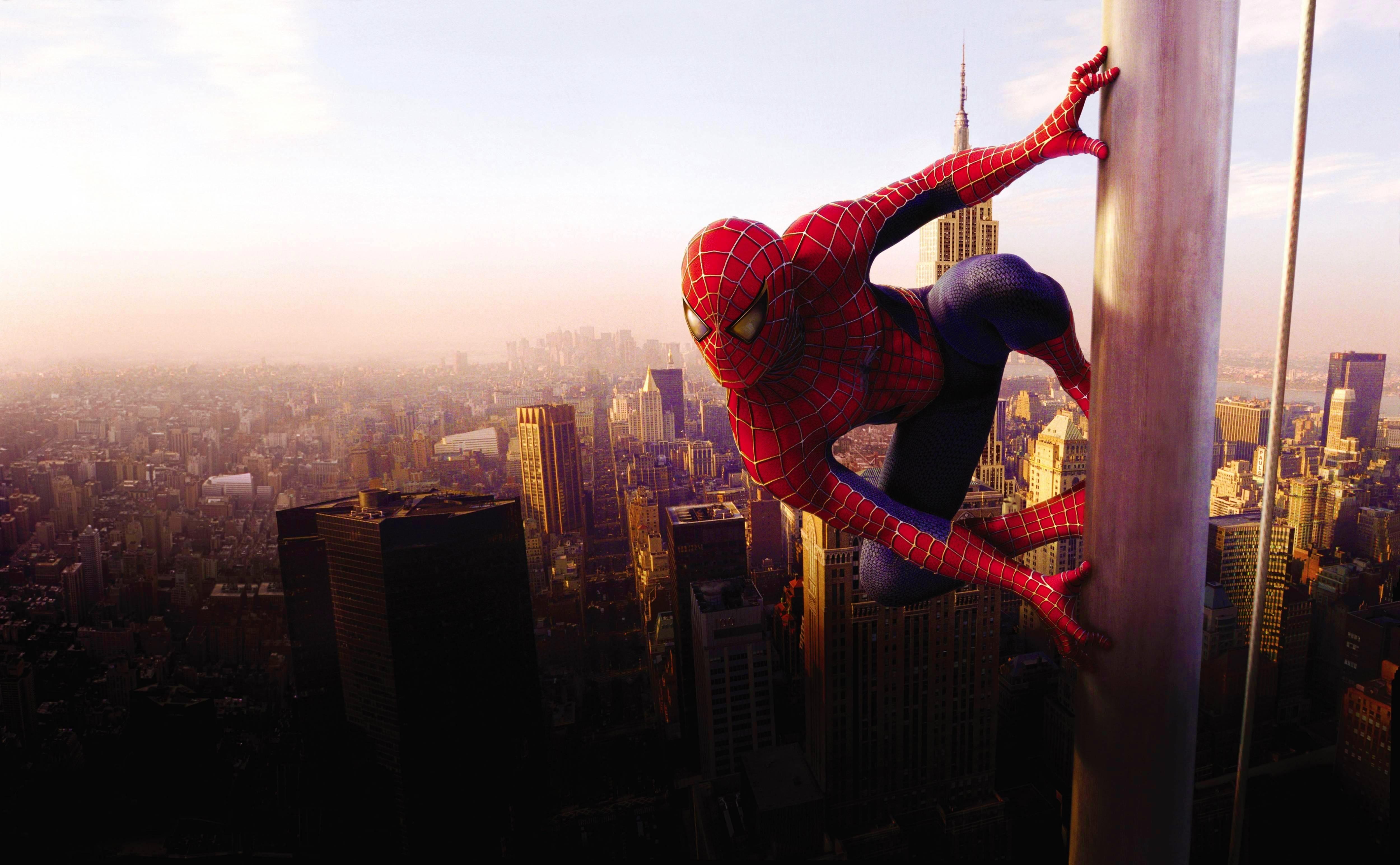 Spider-Man 4k Ultra HD Wallpaper   Background Image ...