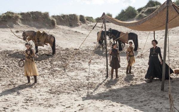 TV Show Game Of Thrones Keisha Castle-Hughes Obara Sand Ellaria Sand Indira Varma Rosabell Laurenti Sellers Tyene Sand HD Wallpaper | Background Image