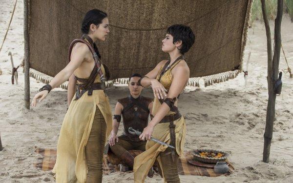 TV Show Game Of Thrones Obara Sand Keisha Castle-Hughes Tyene Sand Nymeria Sand HD Wallpaper   Background Image