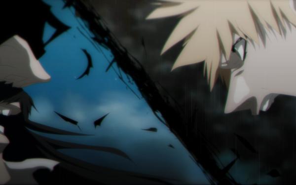 Anime Bleach Yhwach Ichigo Kurosaki HD Wallpaper   Background Image