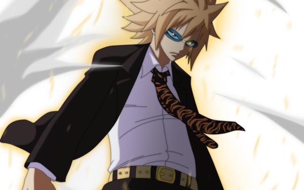 Anime Fairy Tail Loki HD Wallpaper | Background Image