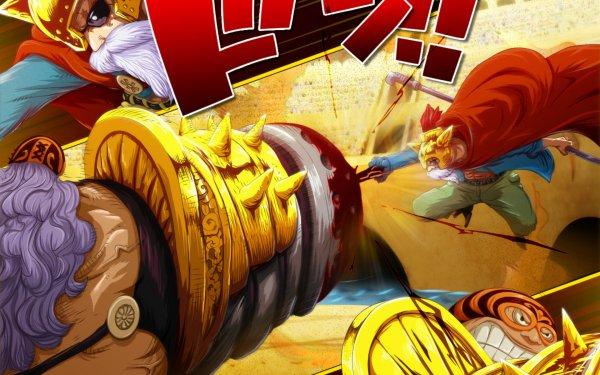 Anime One Piece Sabo Jesus Burgess Haki HD Wallpaper | Background Image