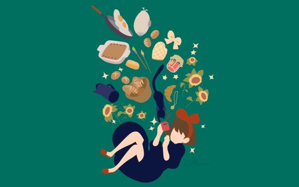 Anime Kiki's Delivery Service Kiki HD Wallpaper   Background Image