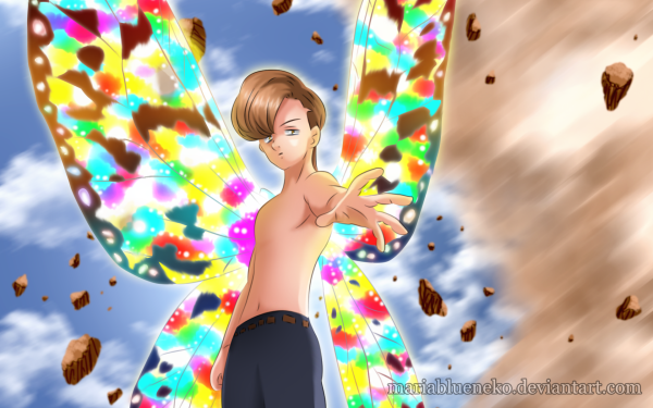 Anime The Seven Deadly Sins King HD Wallpaper | Background Image