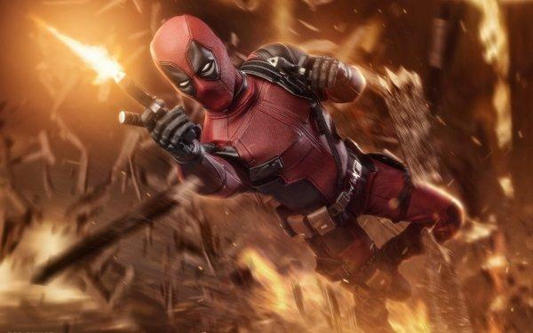 Bande-dessinées Deadpool Ryan Reynolds Wade Wilson Fond d'écran HD | Image