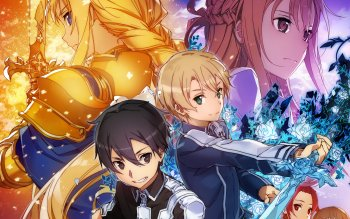 399 Sword Art Online Alicization Hd Wallpapers Background Images Wallpaper Abyss