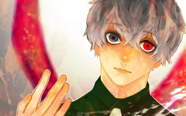 Anime Tokyo Ghoul:re Ken Kaneki Haise Sasaki HD Wallpaper | Background Image