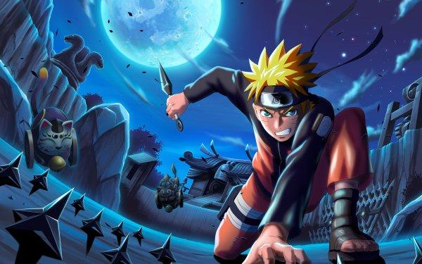 Anime Naruto Naruto Uzumaki HD Wallpaper | Background Image